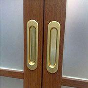 Для раздвижных дверей