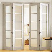 Двери складные, книга