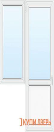 Балконная группа 2 стекла
