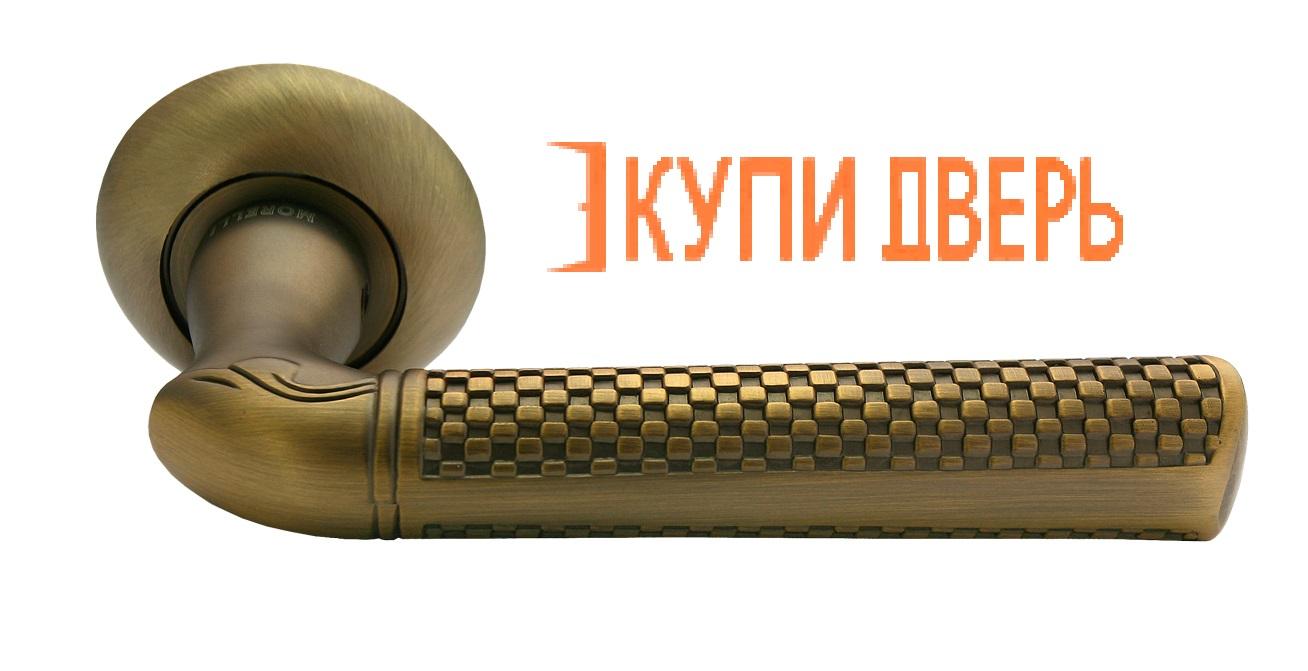 """Ручная дверная MH-30 COF  """"Hermitage I"""" Кофе"""