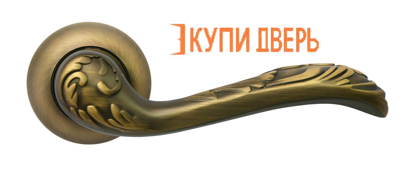 """Ручная дверная MH-31 COF  """"Hermitage II"""" Кофе"""