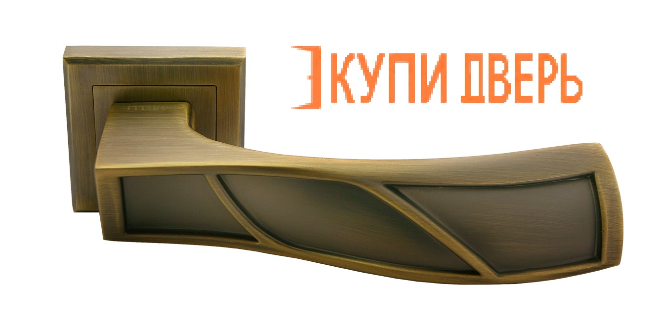 "Ручная дверная MH-33 COF S ""Крылья"" Кофе"
