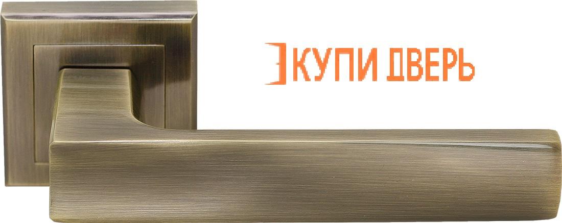 Ручка дверная RAP 14-S AB Античная бронза