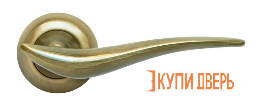 Ручка дверная RAP 4 AB Античная бронза