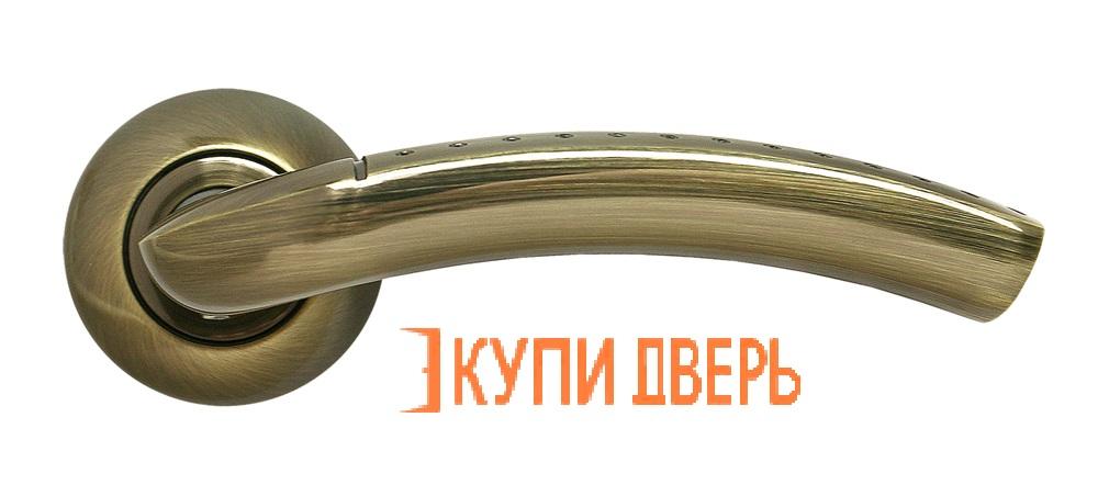 Ручка дверная RAP 7 AB Античная бронза