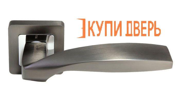 Ручная дверная DIY MH-45 GR/CP-S55 Графит/Хром