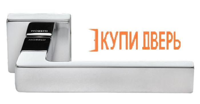 Ручная дверная Horizont CRO Хром