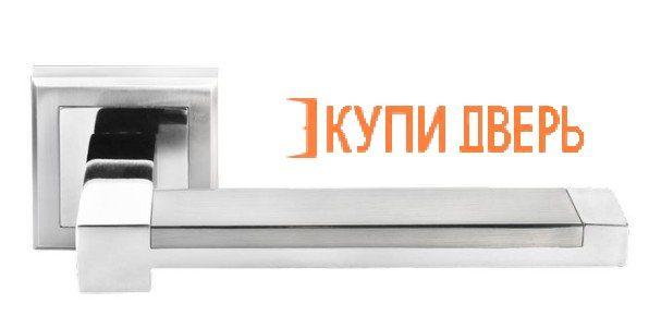 "Ручная дверная DIY MH-39 SC/CP-S ""Sanibel"" Матовый хром/Хром"