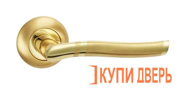 Дверная ручка Генуя золото