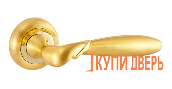 Дверная ручка Палермо золото