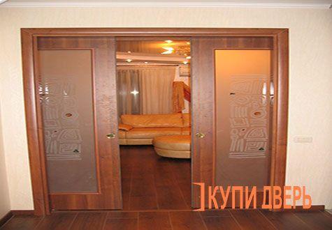 Раздвижная дверь 9